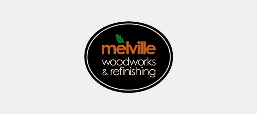 Melville Woodworks & Refinishing logo
