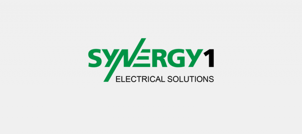 Synergy1 Electric logo