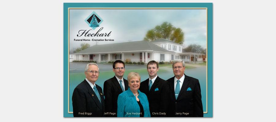 Heckart Funeral Home - Photograph