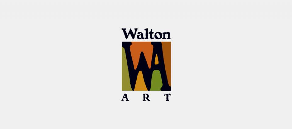 Walton Art logo
